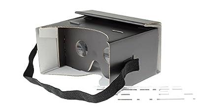 DIY Google Cardboard Virtual Reality VR 3D Glasses
