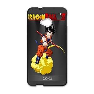 Goku Dragon Ball Z Anime 5 HTC One M7 Cell Phone Case Black yyfabc-529420