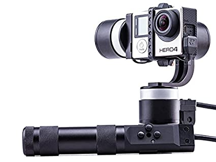 Zhiyun Z1-Rider V2-3-Axis Multi Function Gimbal pour la GoPro (Noir)