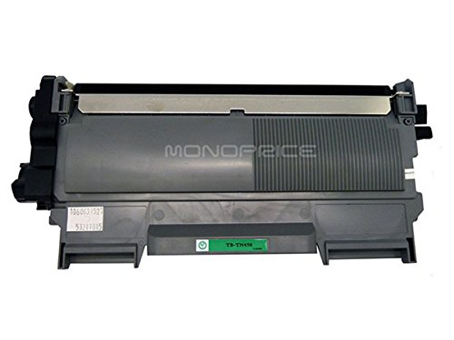 Monoprice 109604 MPI Compatible with Brother TN450 Laser/Toner, Black by Monoprice