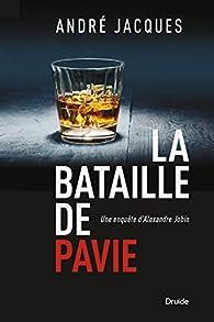 Alexandre Jobin, tome 5 : La bataille de Pavie par André Jacques (II)