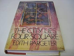 book cover of The City Lies Foursquare