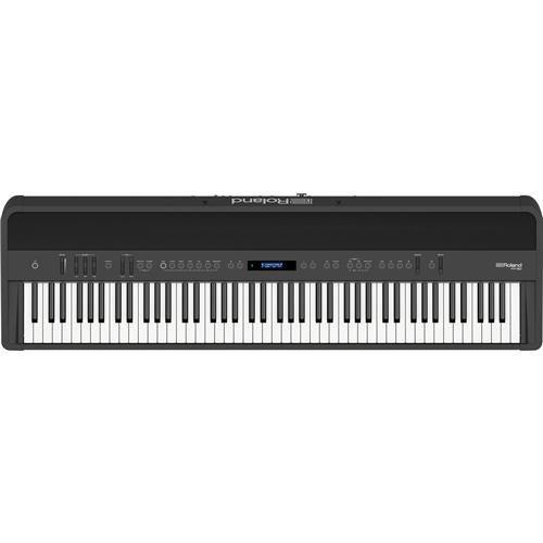 Buy ROLAND Digital Pianos-Stage, 88 Keys (FP-90-BK)