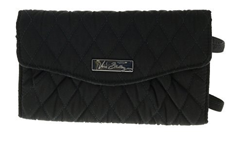 Classic Black Clutch Bag - 4