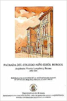 Carpeta con láminas del Colegio Niño Jesús de Burgos: Amazon ...