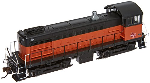 Bachmann Industries Alco S4 DCC Sound Value Equipped HO Scale #816 Milwaukee Road Locomotive -