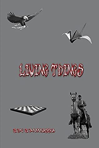 book cover of Living Things