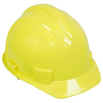 Jackson seguridad 20427 sombrero duro de polietileno de alta densidad de batería con 4 puntos de