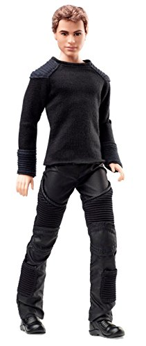 Barbie Collector Divergent Four Doll (With Tattoos Barbie)