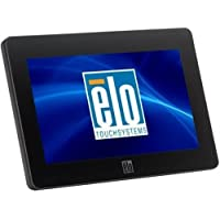 Elo E791658 0700L 7 LCD Touchscreen Monitor, 25ms, Black