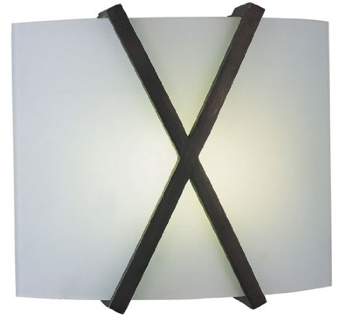 American Fluorescent Restoration Wall Sconce 2 Light 13 Watt