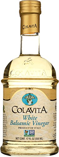- Colavita White Balsamic Vinegar, 17-Ounce Bottles (Pack of 6)