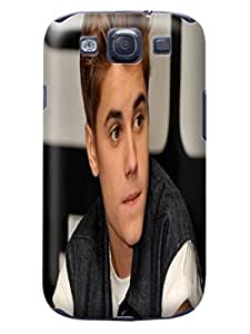 Cool Justin Bieber fashionable Unique Durable TPU Hard Protective Case Cover for SamSung Galaxy s3