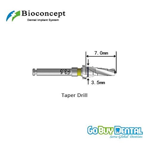 Osstem TS3(Hiossen ET3)Compatible Instrument D3.5 L7