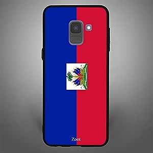 Samsung Galaxy A8 Plus Haiti Flag
