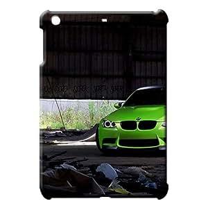 iPad Mini 1 / Mini 2 Retina / Mini 3 case Snap Fashionable Design Ipad carrying shells BMW car logo super