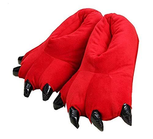 HengQiu HengQiu Chaussons pour Chaussons Red Femme aYHpff