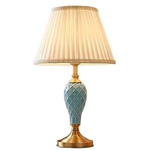 Lámpara de Mesa Global cerámica China Lámpara de Pantalla de ...