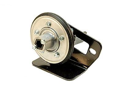Amazon.com: Mr Mower Piezas unidad de disco de montaje ...
