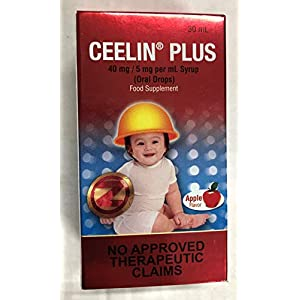 Ceelin Plus Drops 30ml (0-2 yrs Old)