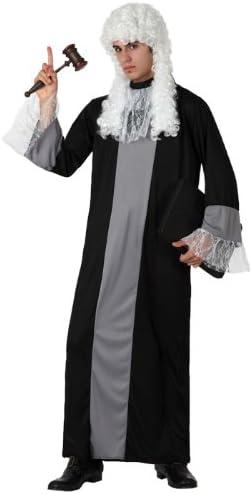 Atosa - Disfraz de juez para hombre, talla única (15621): Amazon ...