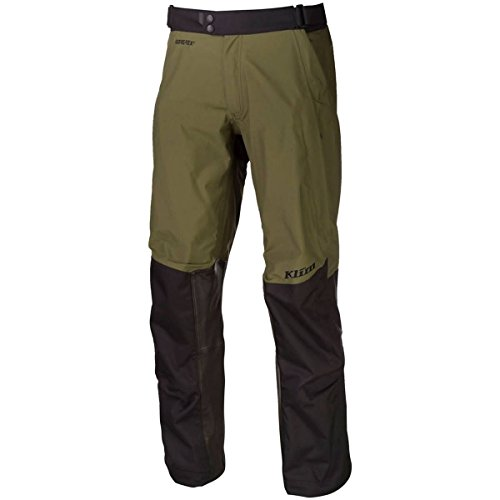 Klim Traverse Men's Off-Road Motorcycle Pants - Green / 36
