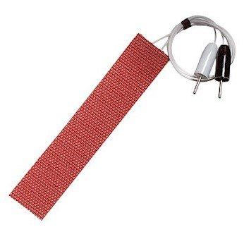 BriskHeat AO-03125-54 All-Purpose Silicone Rubber Heat Mat, 20'' L x 5'' W, 500 Watts, 120 VAC