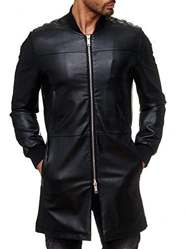 Manteau Duffle Homme Redbridge Noir Coat B4qYT