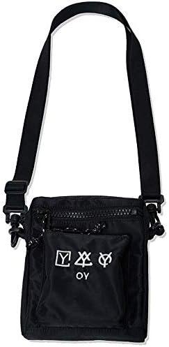 OY(オーワイ) TRIPLE LOGO MINI CROSS BAG ユニセックス ミニクロスバッグ