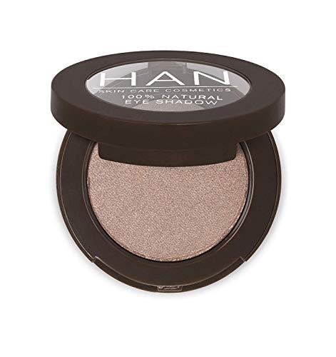 HAN Skincare Cosmetics All Natural Eyeshadow, Charming (Best Eyeshadow For Dark Skin And Brown Eyes)