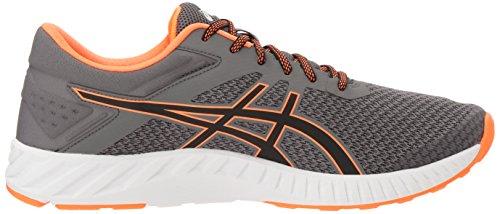 Men 2 Fuzex Carbon Lyte Running Hot Orange Shoe Black ASICS ZdqUCwf4q