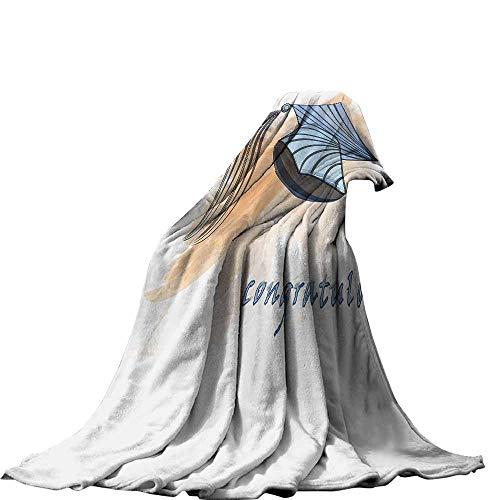 QINYAN-Home Throw Blanket(70