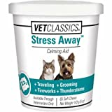 Stress Away for Dogs Cats (65 Soft Chews)