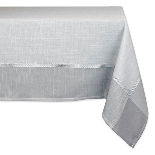 DII Polyester Washable Bordered Tablecloth product image