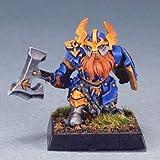 Gargram Dwarf Sergeant Miniature 25mm Heroic Scale Warlord Reaper Miniatures
