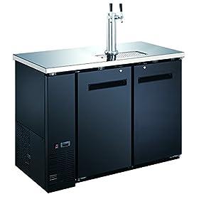 48″ 2-Door Commercial Beer Dispenser –...