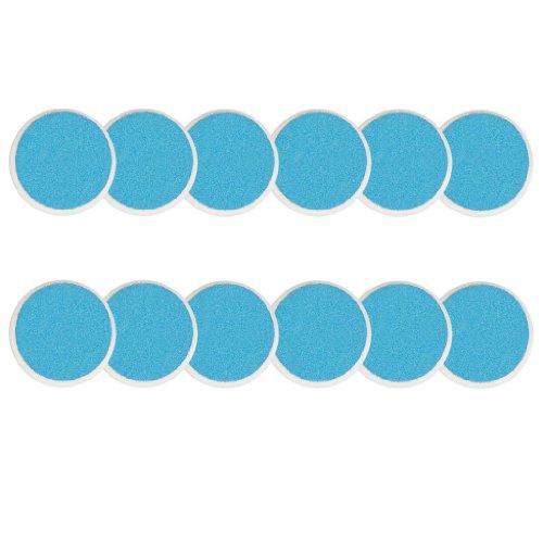 Zoli Baby Buzz B Replacement Pads, Set of 12, Blue by Zo·Li