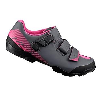 SHIMANO SHME3PG440WL00 - Zapatillas Ciclismo, 44, Nergo - Rosa, Mujer: Amazon.es: Deportes y aire libre