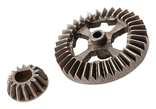 (Traxxas 7683 Metal Differential Pinion Gear and Ring)