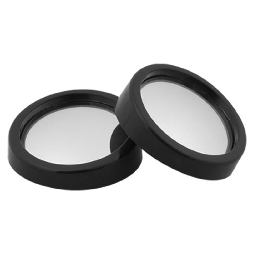 2 Pcs Rear View Blind Spot Mirror for Car Vehicle