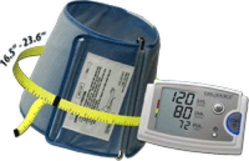 A&D Medical Extra-large Arms Automatic Blood Pressure Monitor (1 Each)