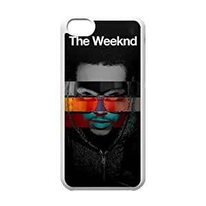 The Weeknd XO iPhone 5c Cell Phone Case White JN764K7K