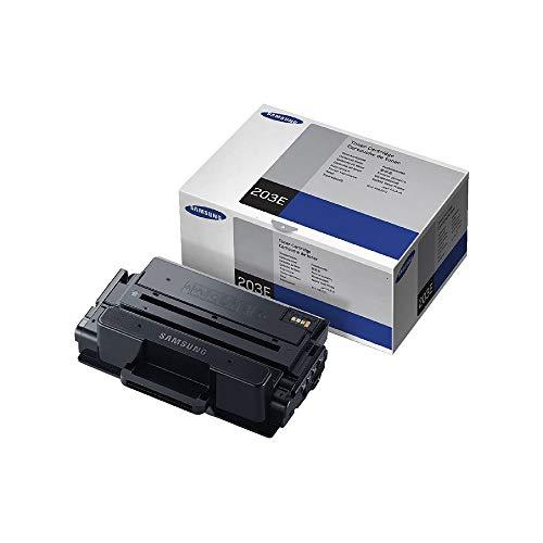 Samsung MLT-D203E/XAA Original Toner Cartridge, Black