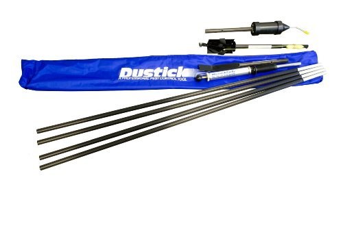 Dustick Deluxe Kit w/ Duster Top, Aerosol Top and Scraper...