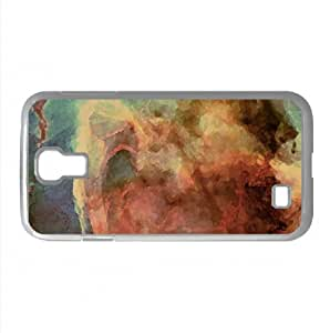 Space Watercolor style Cover Samsung Galaxy S4 I9500 Case