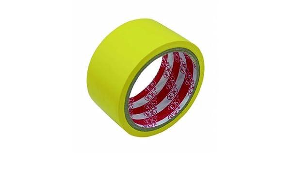 "School Gym 1/"" Boundary Vinyl Floor Marking Colored Tape 110 yards Red"