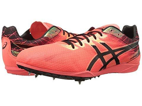 [Asics(アシックス)] メンズスニーカー靴シューズ Cosmoracer LD [並行輸入品] US 10(28cm) D - Medium Flash Coral/Black B07MNDS6PH