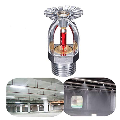 OKIl 1/2 Inch 68℃ Pendent Fire Sprinkler Head For Fire Extinguishing System Protection