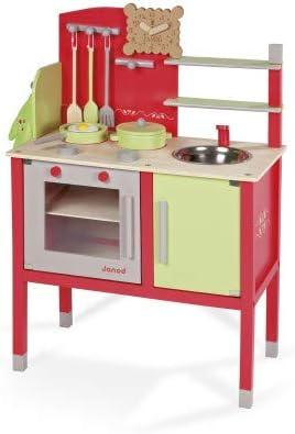 Janod J06586 Maxi Cuisine Petit Beurre Bois Amazon Fr