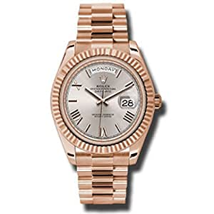 Rolex Day-Date II automatic-self-wind mens Watch 228235 SDRP (Certified Pre-owned)